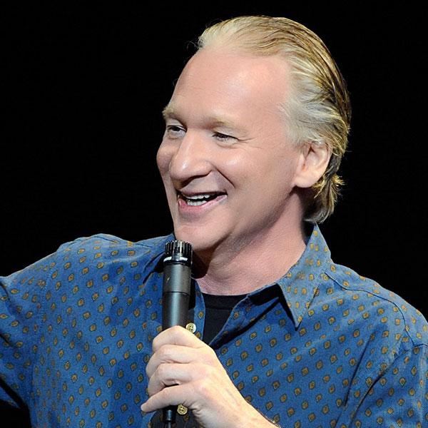 bill maher wiki