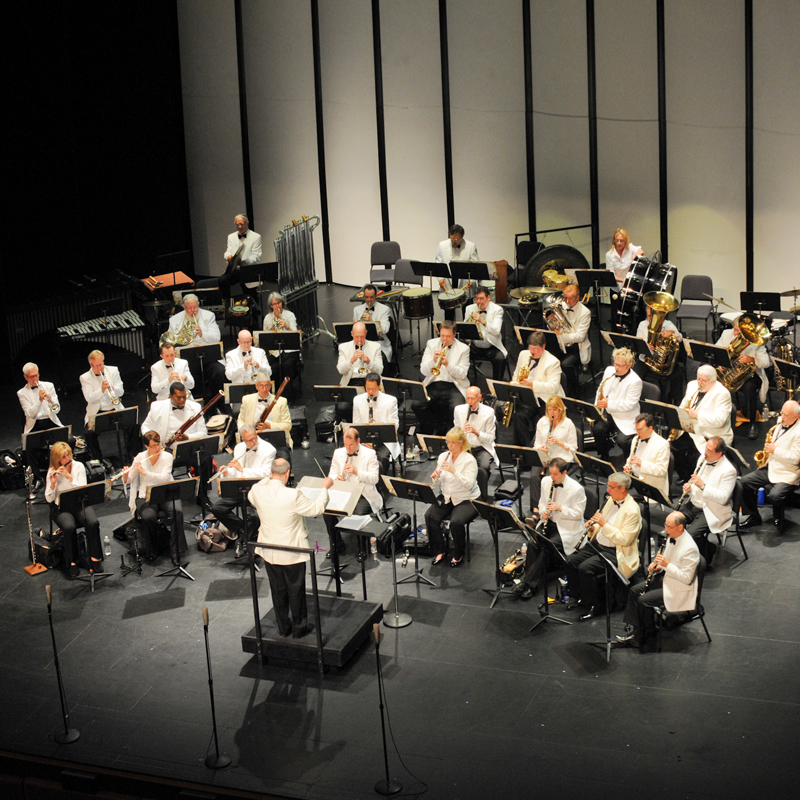 McCallum Theatre Concert Band