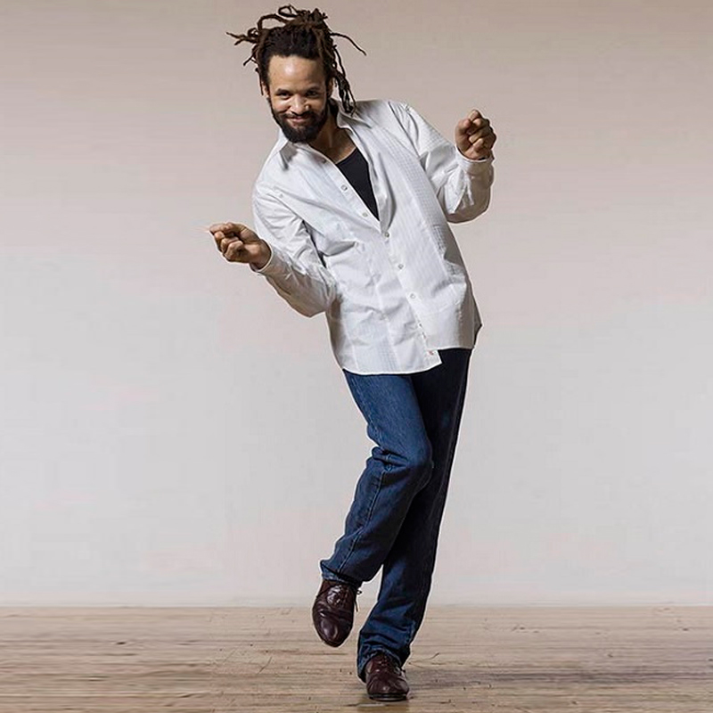 Savion Glover's ALL FuNKD' UP in Concert