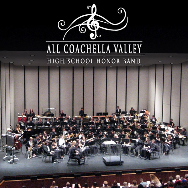 2018 All-Valley High School Honor Band